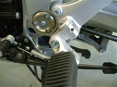 Bmw S1000rr Tieferlegen by Bmw K1300gt Fu 223 Rastentieferlegung Fahrer Mv