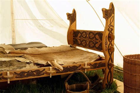viking bed viking age and how we could learn from these great
