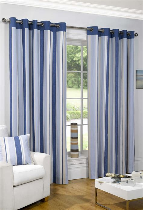 blue lined curtains holkham blue lined eyelet curtains woodyatt curtains stock