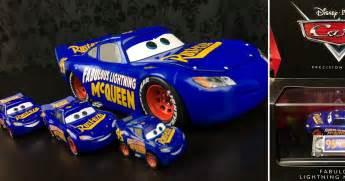 Lightning Mcqueen Series Cars 3 Precision Series Fabulous Lightning Mcqueen Die