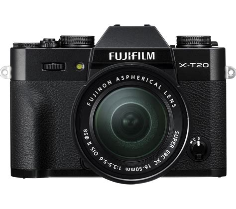Fujifilm X T20 Kit16 50mm fujifilm x t20 mirrorless with 16 50 mm f 3 5 5 6