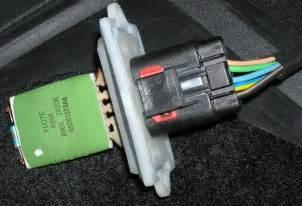 Dodge Dakota Blower Motor Resistor Blower Motor 2002 Dodge Durango Blower Motor Resistor