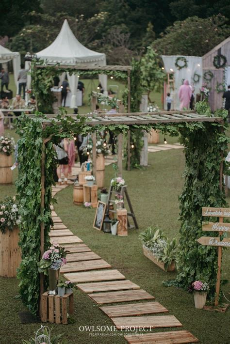 Wedding Outdoor Bandung by Outdoor Wedding Decoration Bandung Gallery Wedding Dress