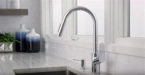 best single kitchen faucets hansgrhoe single