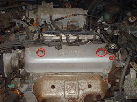 Cylinder Kop F22 Honda Cielo Vtec how to adjust the valves on your f22 honda tech