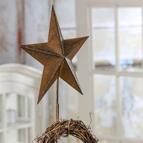 rustic barn star wreath stand wreath stands and hangers