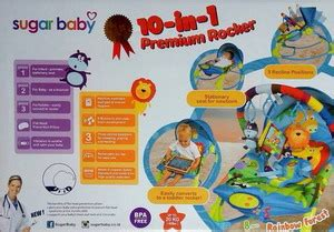 Bouncer Pliko Seperti Baru jual sugar baby bouncer premium rocker rainbow forest 10