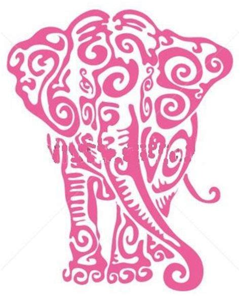pink elephant tattoo elephants cross stitch patterns and stitch patterns on