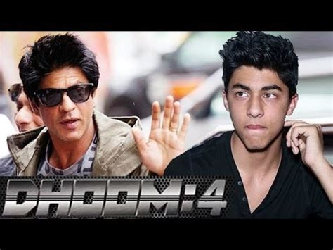 "Shahrukh Khan's Son Aryan to Debut With ""Dhoom"" Movie ..."