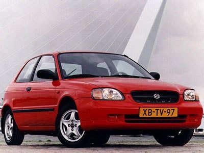 how does cars work 1997 suzuki esteem auto manual service manual how to work on cars 1997 suzuki esteem navigation system suzuki esteem 68px