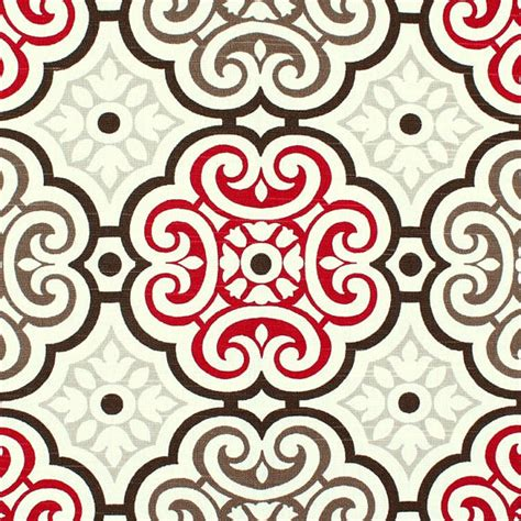 designer fabric by the yard upholstery southwest red brown designer fabric by the yard by