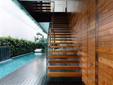 interior design lavish and impressive exterior free home lavish modern family home in singapore by hyla architects