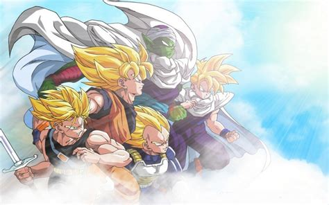 dragon ball z wallpaper portrait life and training lessons from dragon ball z
