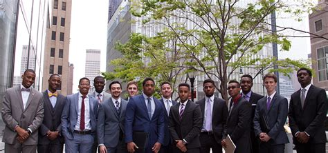 Sba Bocconi And Nyu Mba by Smith S Business Academy Visits Alumni In Nyc Robert H