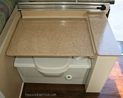Camper Remodel Ideas by Has Anyone Used Rustoleum Countertop Transformations