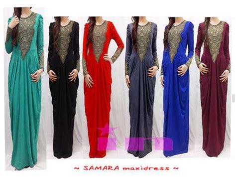 maxi samara brukat pink samara 145rb limited stock the next longer