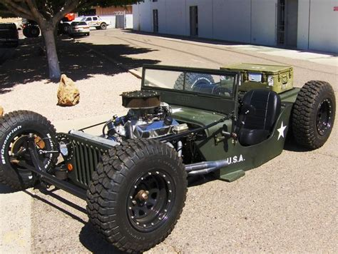 Jeep Rat Rods Jeep Dj Rat Rod Jkowners Jeep Wrangler Jk Forum
