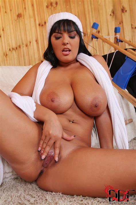 Jasmine Black Showing Off Her Sexy Body And Huge Boobs My Pornstar Book