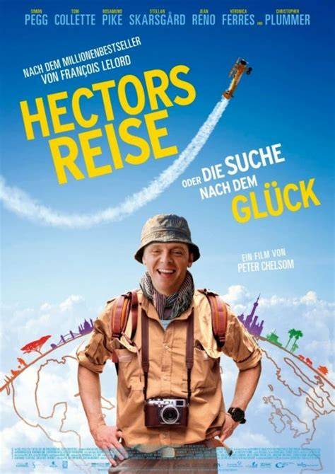 Search For The Hector And The Search For Happiness Poster Plakat 1 Of 8 Imp Awards