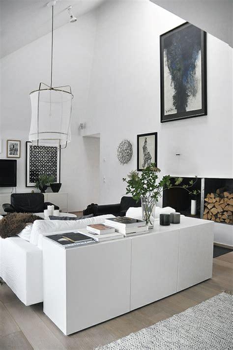 ideen für wohnzimmer bett mit schrank