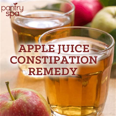 Can Juice Detox Cause Constipation by Apple Juice As A Laxative Prune Juice Alternative For