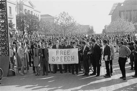 13 1960 hundreds of university of california berkeley students