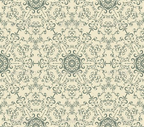 wallpaper pattern design software vector seamless vintage wallpaper pattern by alexmakarova