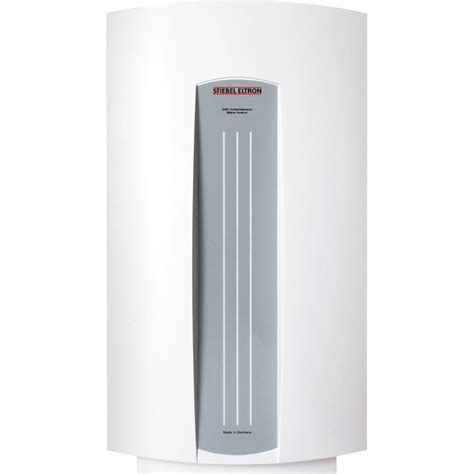 stiebel eltron dhc 6 2 6 0 kw point of use tankless