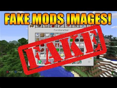 minecraft xbox 360 ps3 new furniture mod images