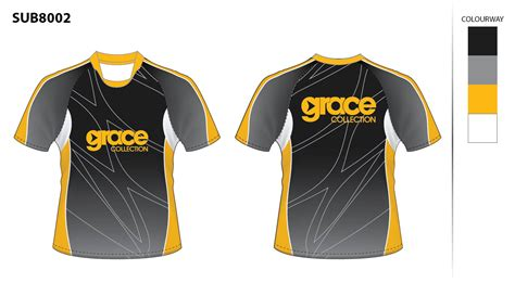 Jersey Ideas Sublimation Designs Jersey
