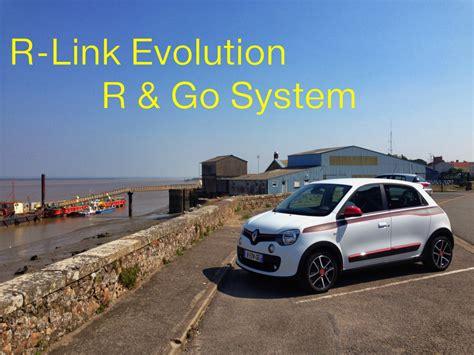 renault twingo 2014 r link evolution r go system