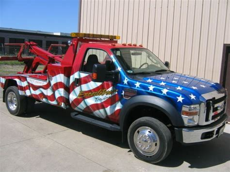 american flag truck american flag paint jobs on tow truck art car