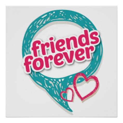 Best Friend Forever Posters   Zazzle Canada