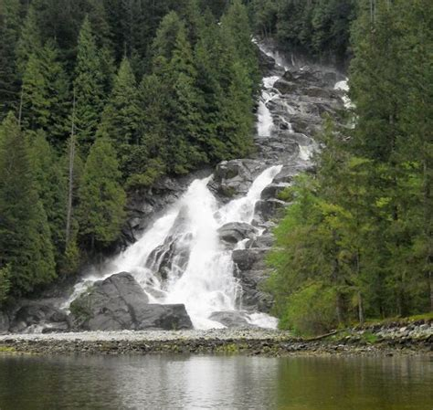granite falls paddling in paradise cove vancouver inside