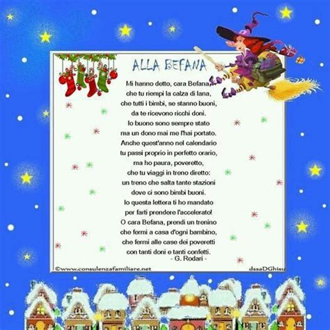 befana story 124 best images about filastrocche on pinterest language