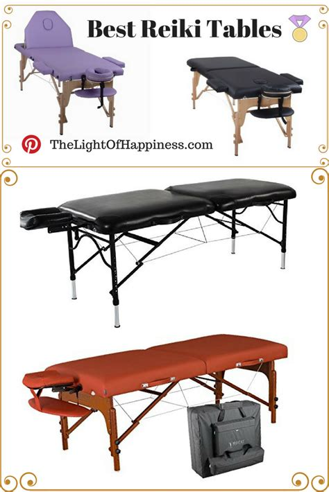 reiki table best reiki tables of 2017 the light of happiness