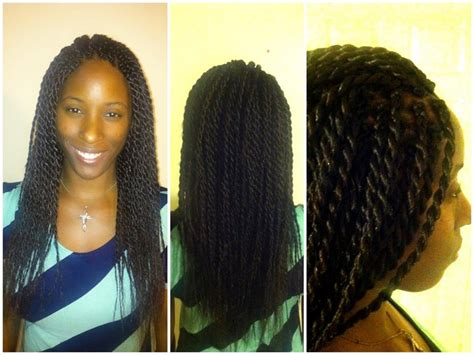 Shoulder Length Senegalese Twists | the gallery for gt shoulder length senegalese twists
