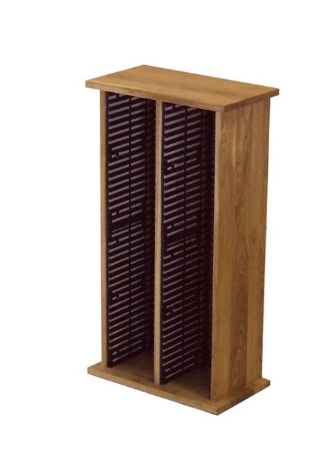 How To Rack Oak Solid Oak Dual Cd Rack Review Compare Prices Buy