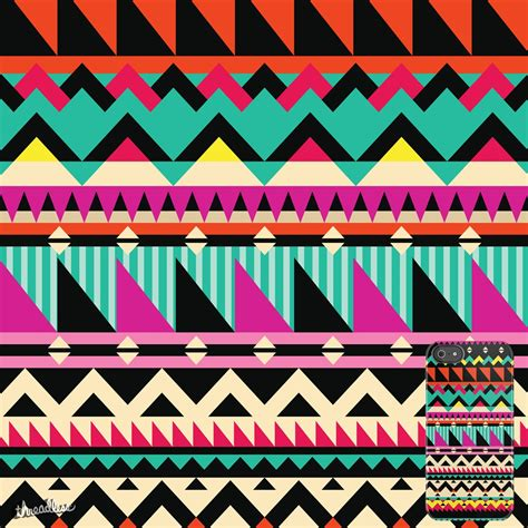tribal indian pattern score mix 578 tribal pattern by ornaart on threadless