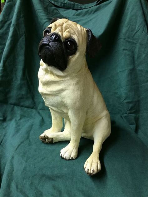 pug statues size 1000 images about pugs and pets on peyote stitch patterns costumes