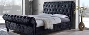 luxury velvet amp crushed velvet beds bedstar