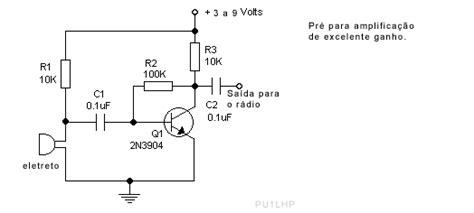 ganho transistor bc547 nordeste gambiarra construindo circuito pr 233 lificador 2n3904 ou bc547 3 224 9 volts