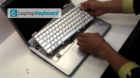Repair Keyboard Laptop dell inspiron laptop keyboard installation replacement guide 1525 1545 remove replace