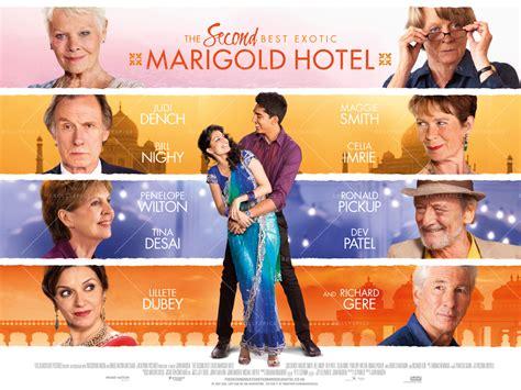 the best marigold hotel jhoom barabar jhoom features on the second best