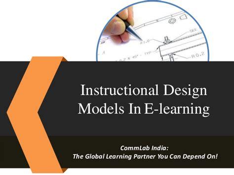 instructional design using powerpoint instructional design model in e learning