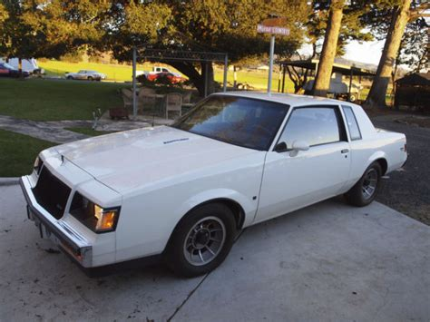 1987 buick regal limited for sale 1987 buick regal t type limited for sale buick other