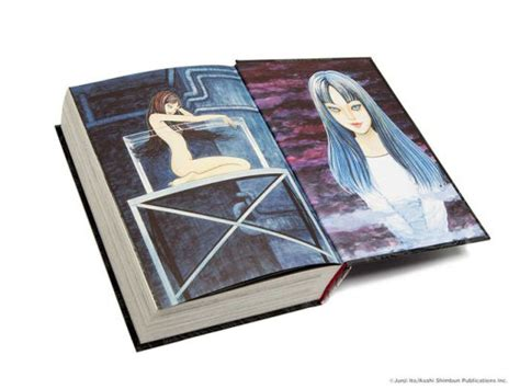 tomie complete deluxe edition tomie complete deluxe edition by junji ito hardcover barnes noble 174