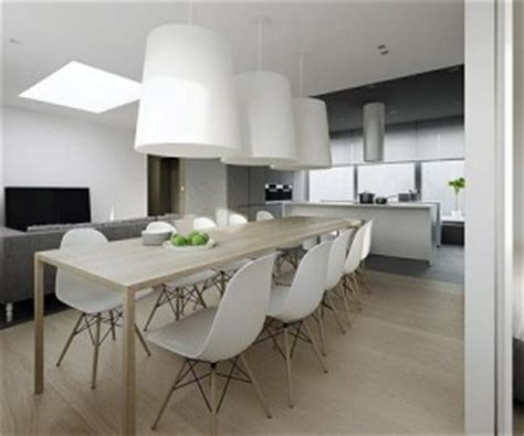 paradise in germany a modern minimalist dream house modern minimalistic dining