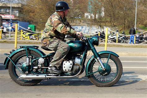 Ural Motorrad Tuning by Dnepr M 72