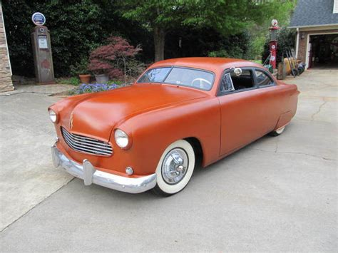 1950 ford custom shoebox rod